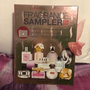 Sephora: Fragrance Sampler For Her